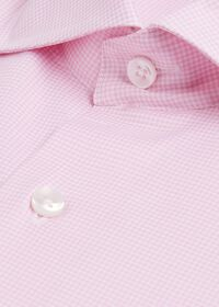 Mini Houndstooth Sport Shirt, thumbnail 2