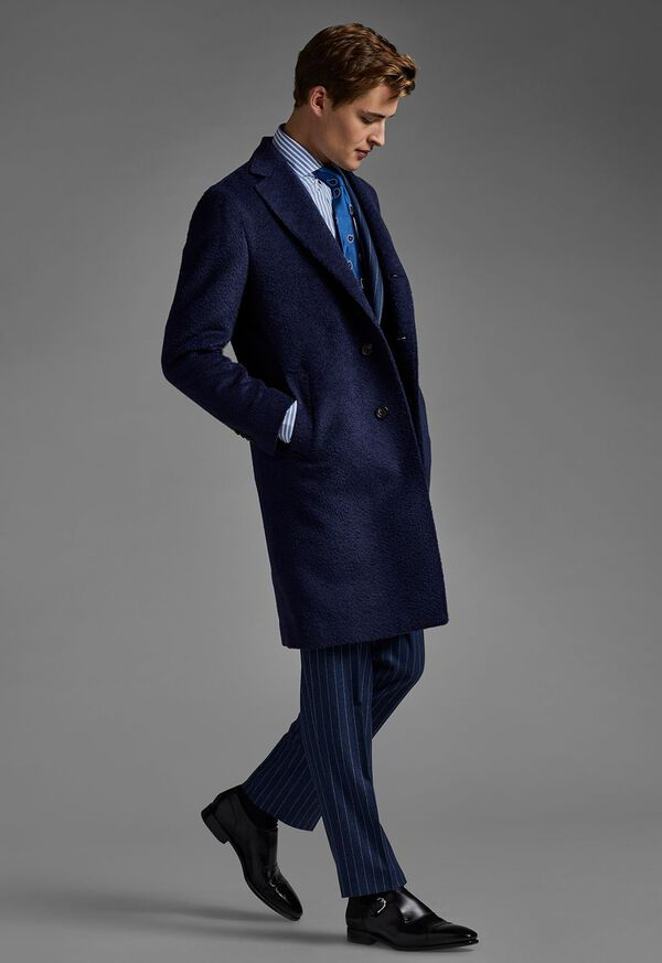 Long Hair Overcoat, image 4