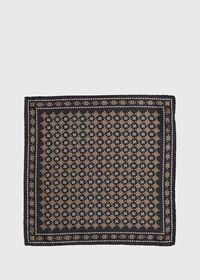 Vintage Silk Pocket Square, thumbnail 2