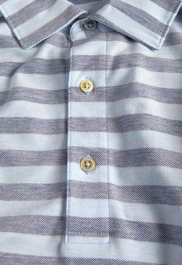 Oxford Stripe Polo, image 2