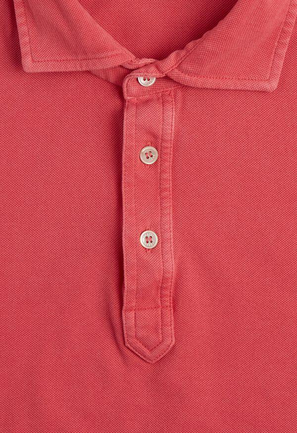 Cotton Pique Polo, image 3