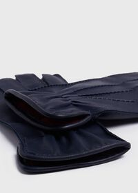 Deerskin Leather Glove with Cashmere Lining, thumbnail 2