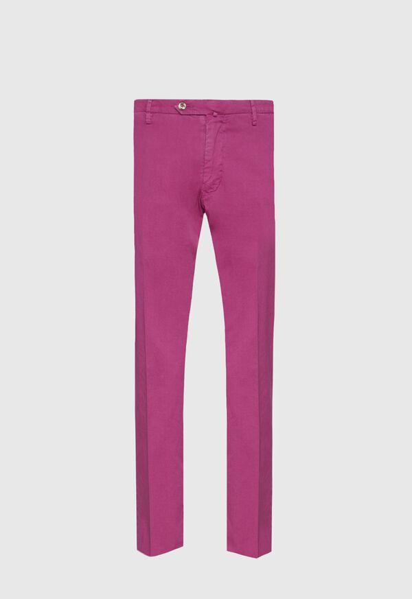 Garment Dyed Cotton Pant, image 1
