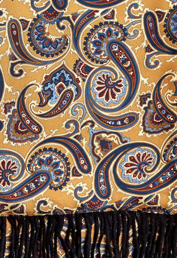 All Over Paisley Scarf, image 2