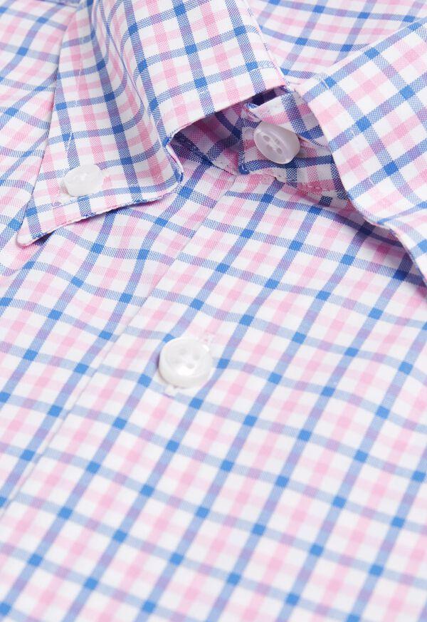 Check Cotton Sport Shirt, image 2