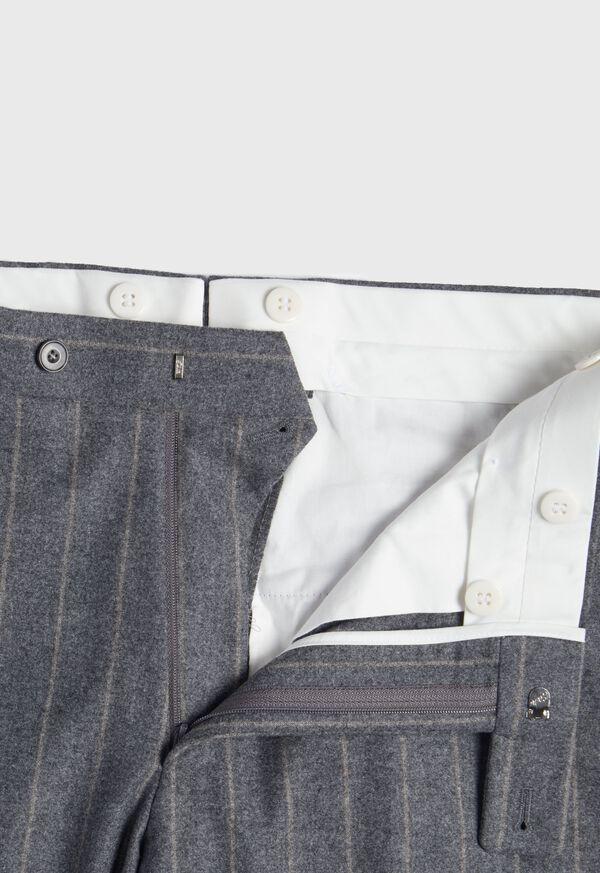 Chalk Stripe Suit, image 6