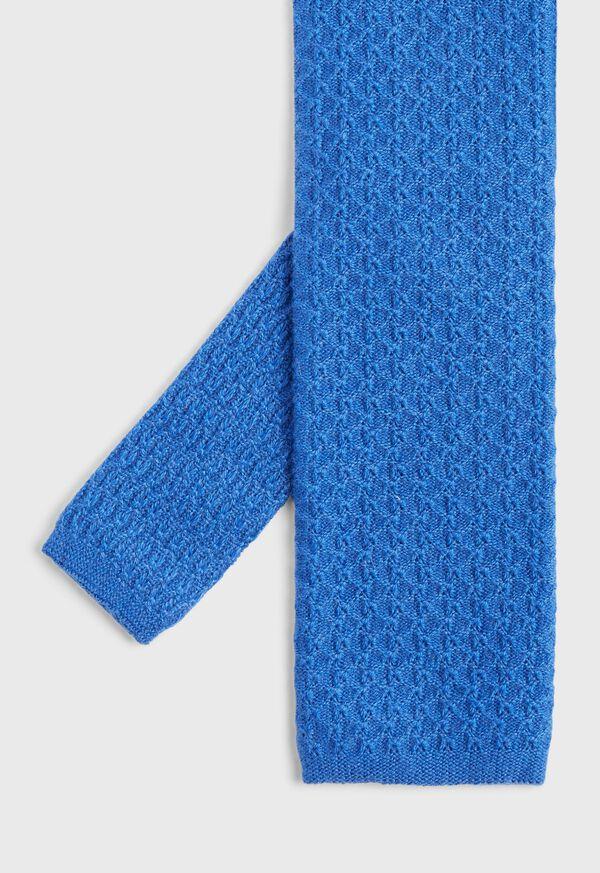 Cashmere Knit Tie, image 1