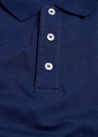 Pima Cotton Interlock Polo, thumbnail 8