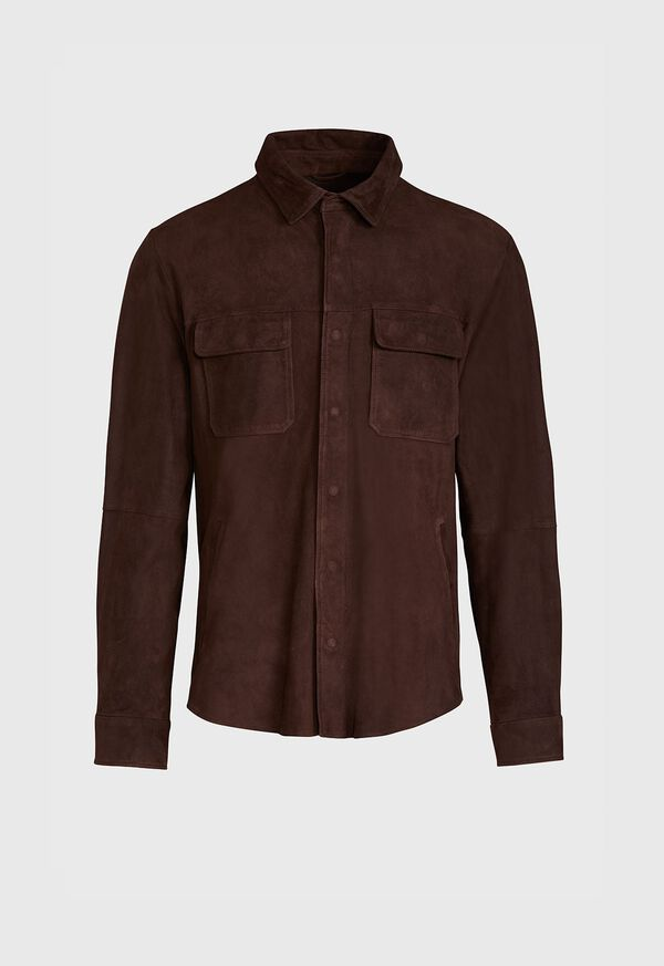 Suede Shirt, image 1