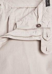 Garment Dyed Plain Front Pant, thumbnail 2