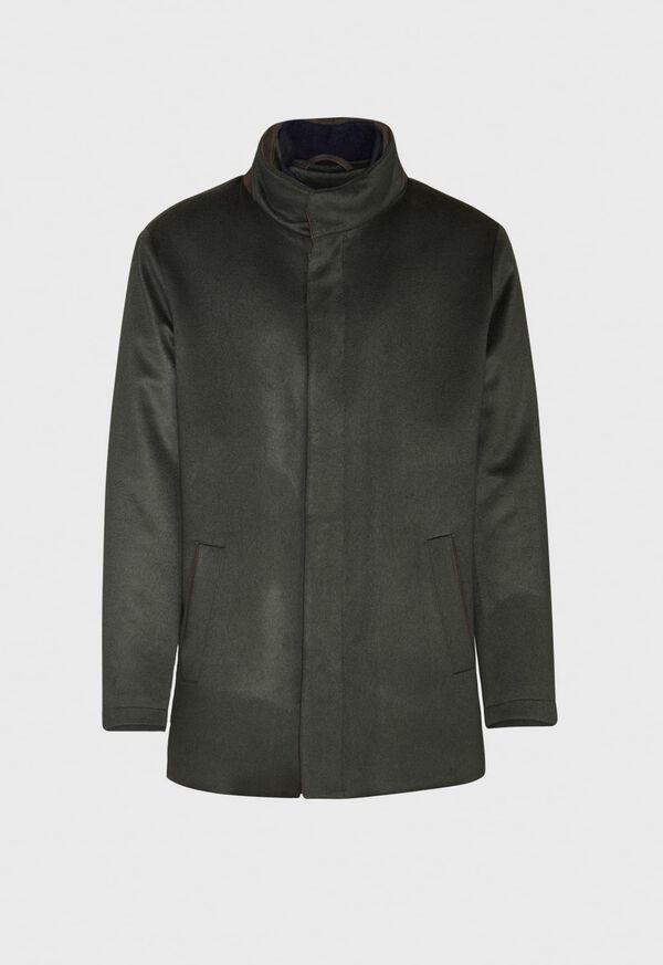 Cashmere Car Coat, image 1