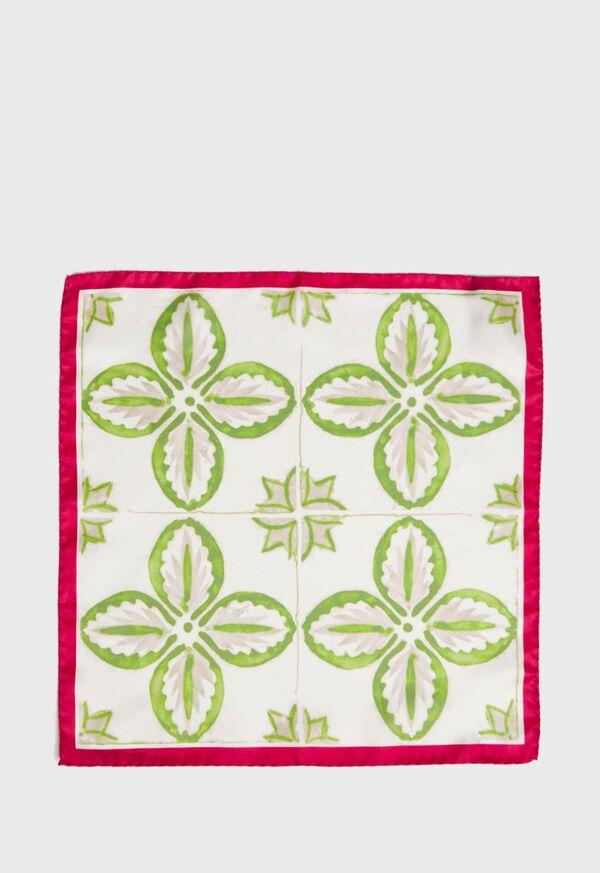 Tile Design Pocket Square, image 2