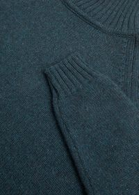 Cashmere Raglan Sleeve Turtleneck, thumbnail 2