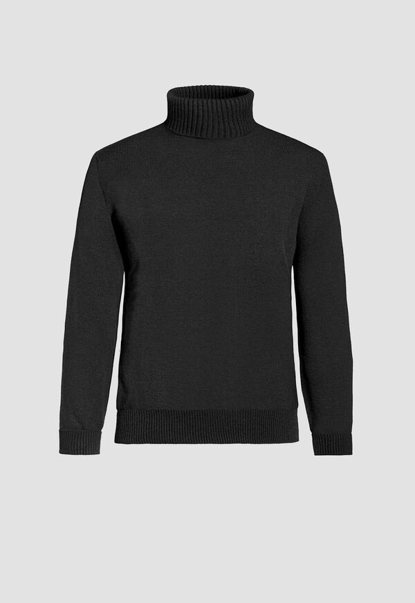 Scottish Cashmere Turtleneck, image 1