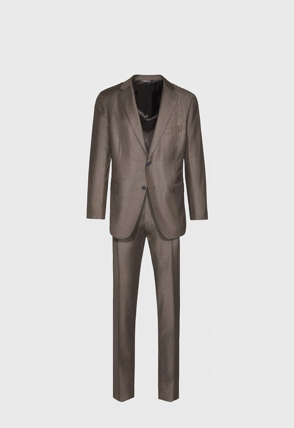 Super 140s Solid Suit, image 1