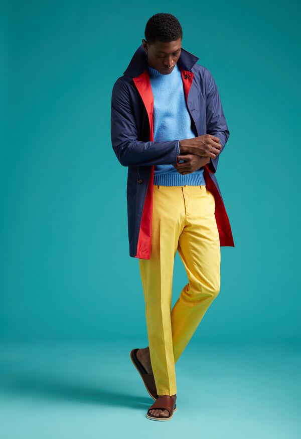 Garment Dyed Cotton Pant, image 4