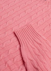 Cable Knit Pullover Sweater, thumbnail 3