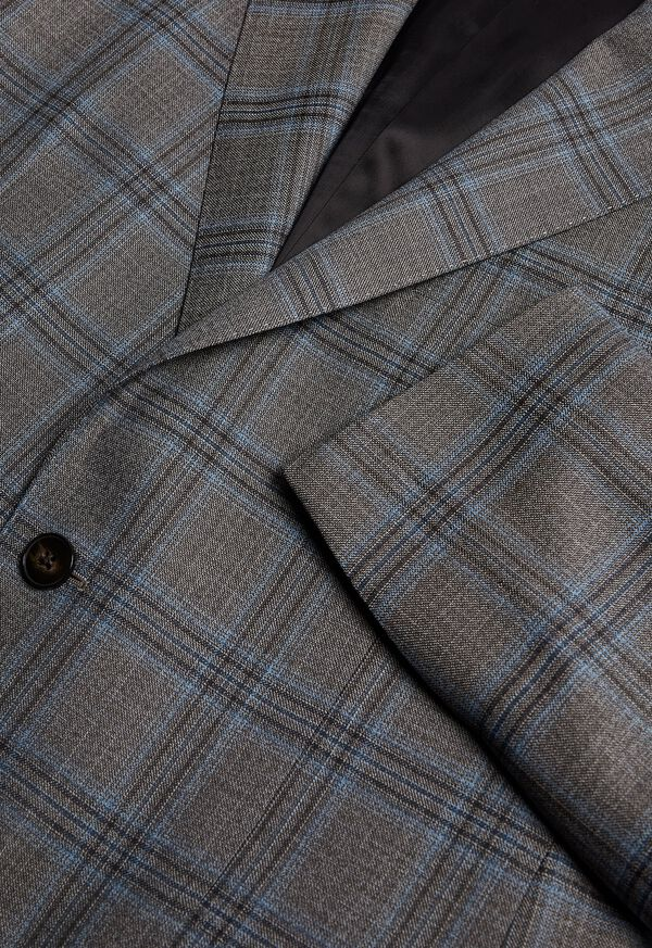 Plaid Sport Coat, image 2