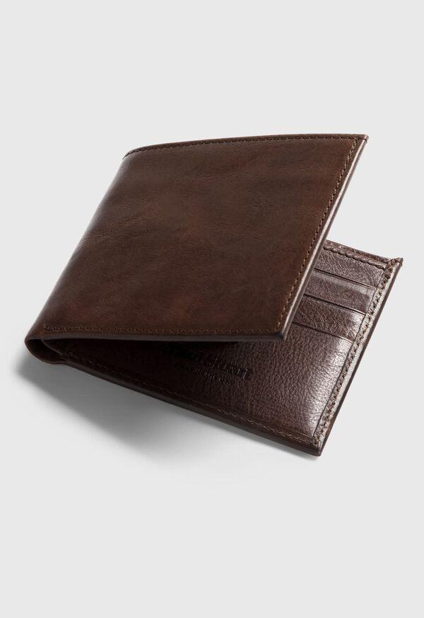 Bifold Vachetta Leather Wallet, image 2