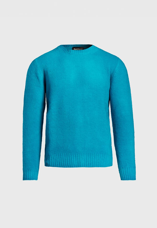 Brushed Merino Wool Sweater, image 1