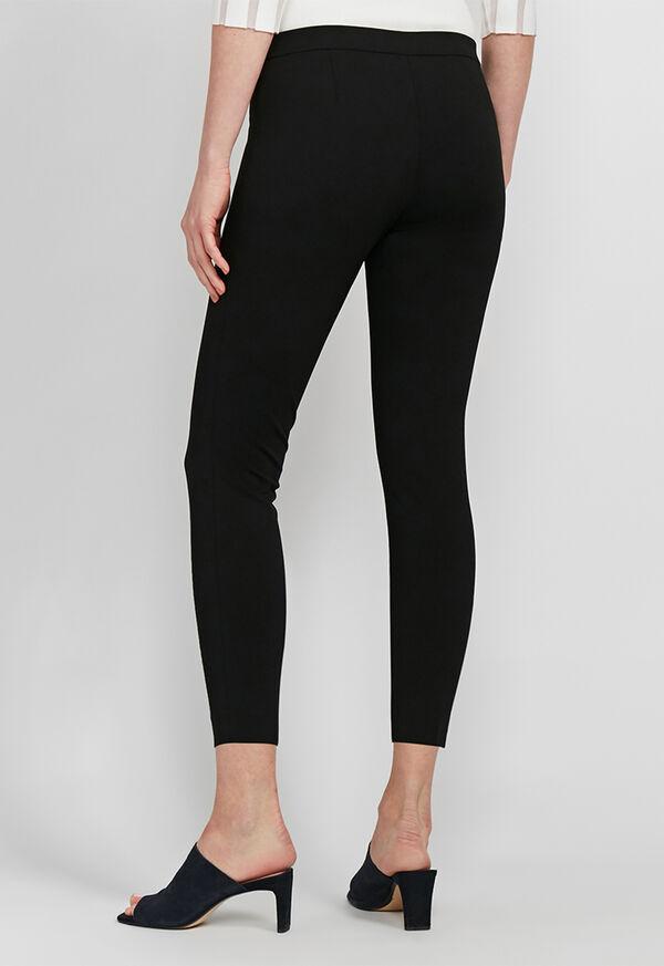 Crepe Pull-On Pant, image 3