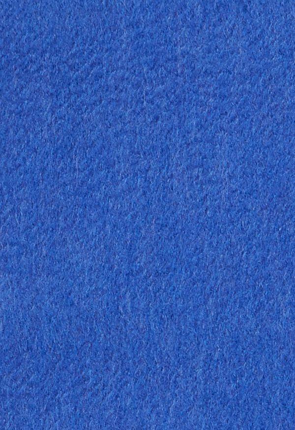 Oversized Cashmere Logo Scarf, image 2