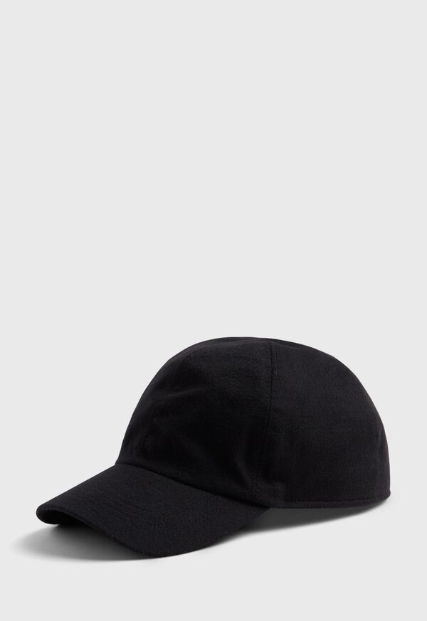 Wool Flannel Storm System Baseball Cap, image 1