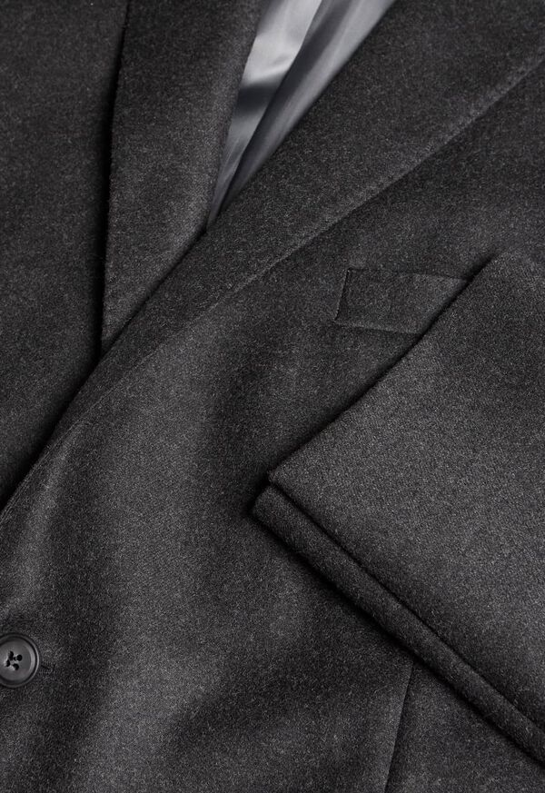 Paul Fit Wool and Cashmere Flannel Suit, image 4