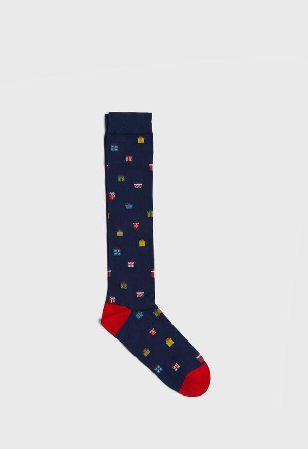 Christmas Present Socks, image 1