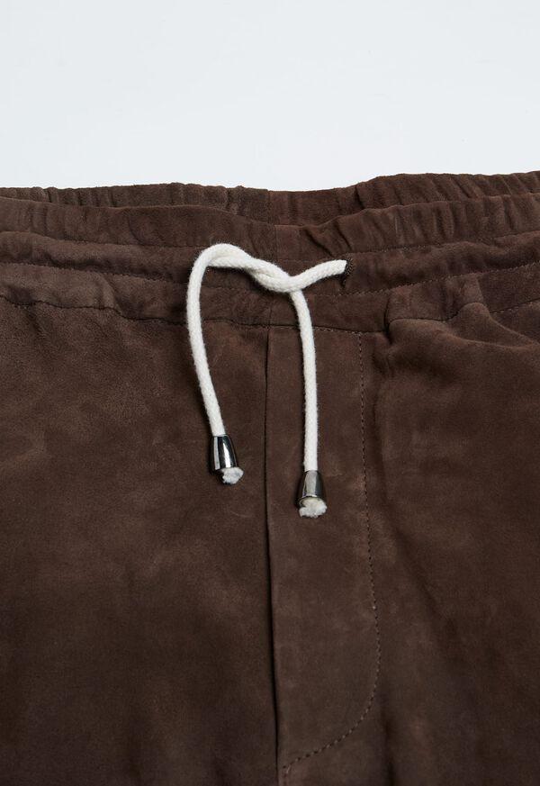 Suede Cargo Pant, image 2