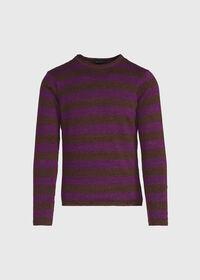 Two Tone Stripe Sweater, thumbnail 1