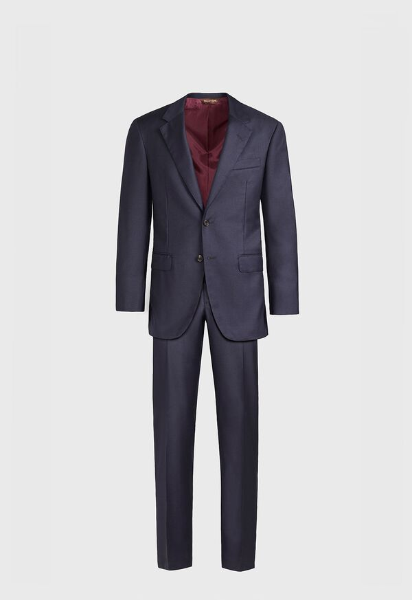 Stuart Fit Super 150s Wool Suit, image 1