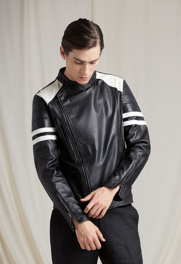 The Leather Moto Look, image 1