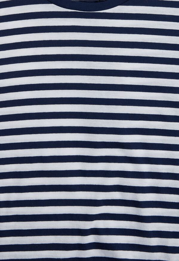 Cotton Striped Jersey Shirt, image 2