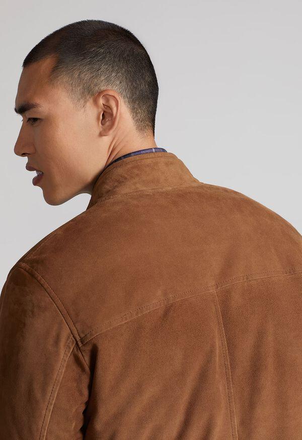 Suede Blouson Jacket, image 6
