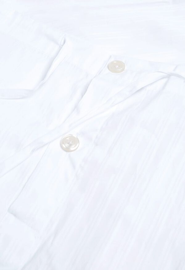 Satin Stripe Pajama Set, image 4