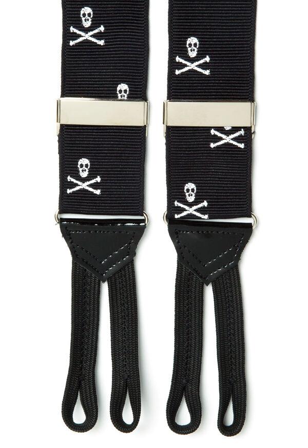 Skull & Crossbones Braces, image 1