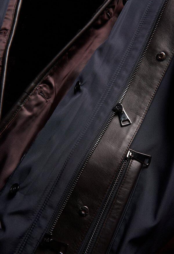 Shearling Rain Jacket, image 2