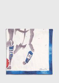 Polo Printed Scarf, thumbnail 3