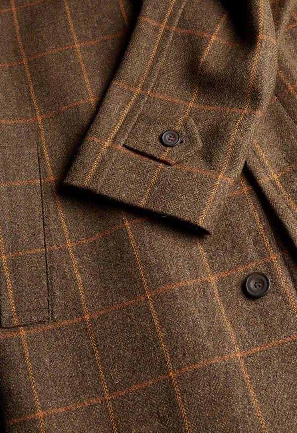 Wool Kensington Coat, image 2