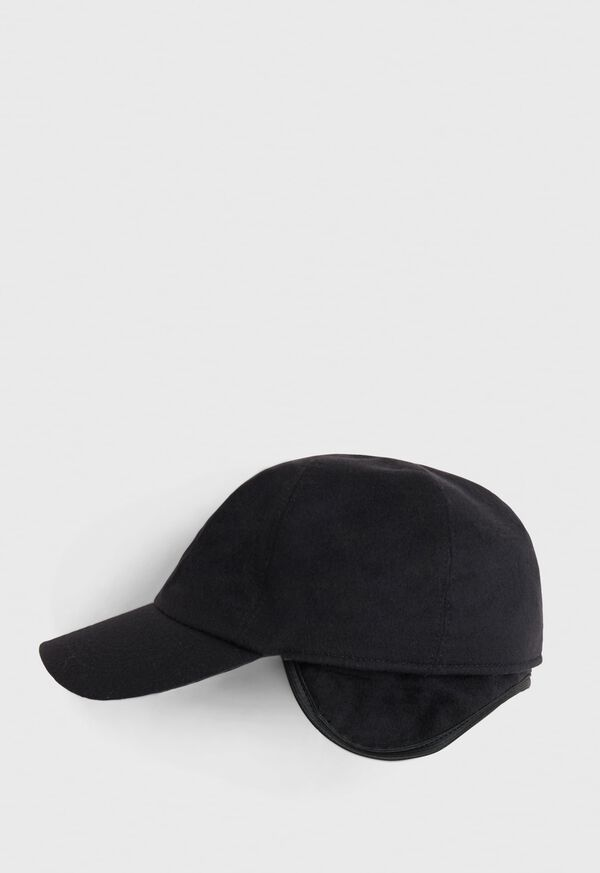 Wool Flannel Storm System Baseball Cap, image 2