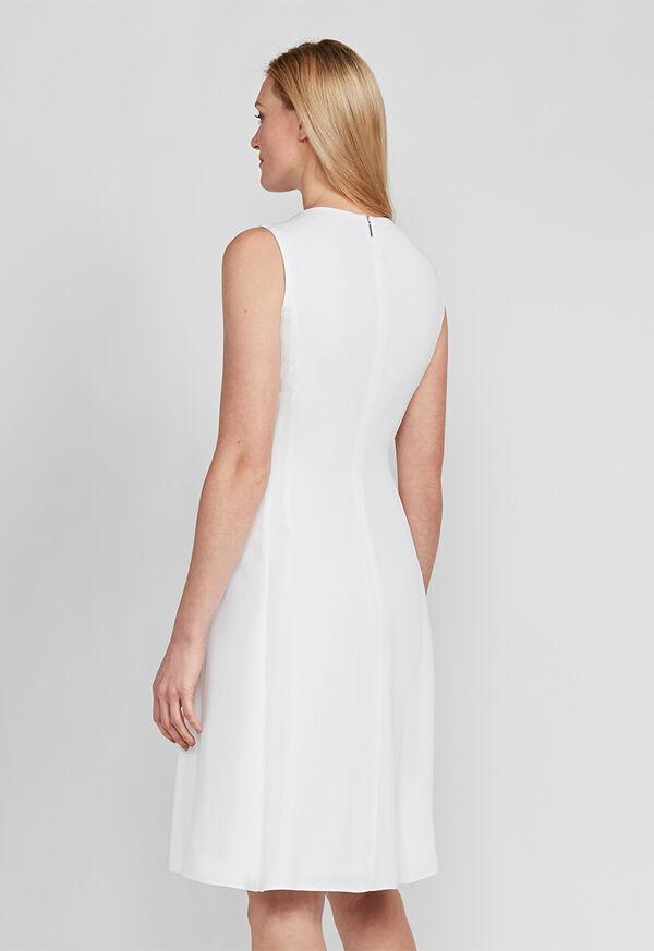 A-Line Sleeveless Dress, image 2