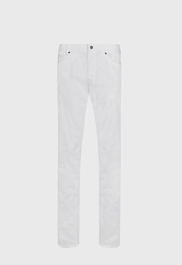 5-Pocket Cotton Pant
