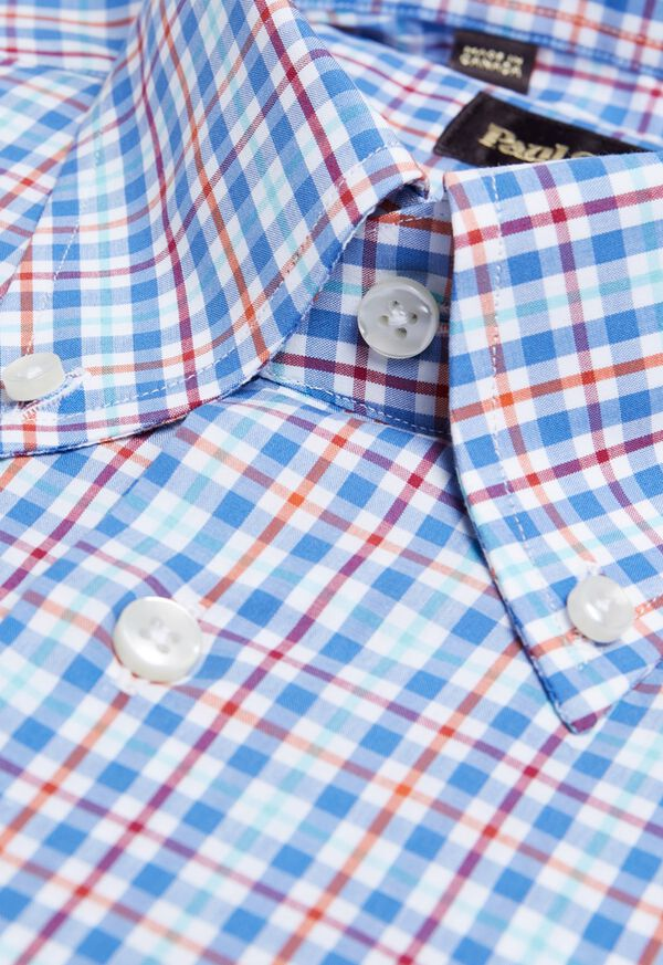 Plaid Sport Shirt, image 2