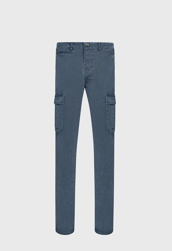 Solid Cargo Pant, image 1