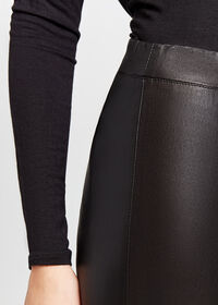 Stretch Leather Legging, thumbnail 7