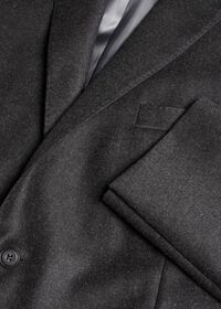 Paul Fit Wool and Cashmere Flannel Suit, thumbnail 4