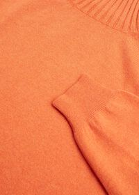 Cashmere Solid Turtleneck, thumbnail 12