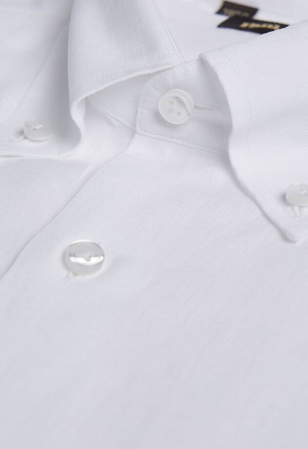 Linen Sport Shirt, image 2
