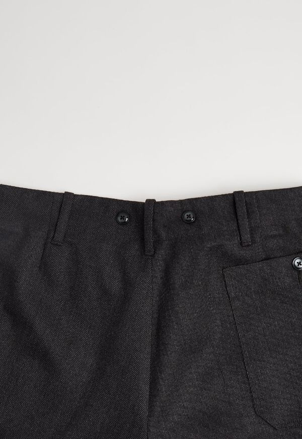 Wool Twill Worker Pant, image 3
